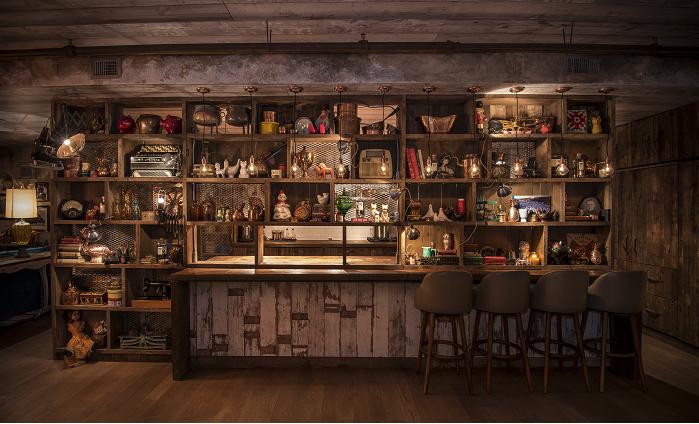 An ELYX bar in Istanbul | Pernod Ricard