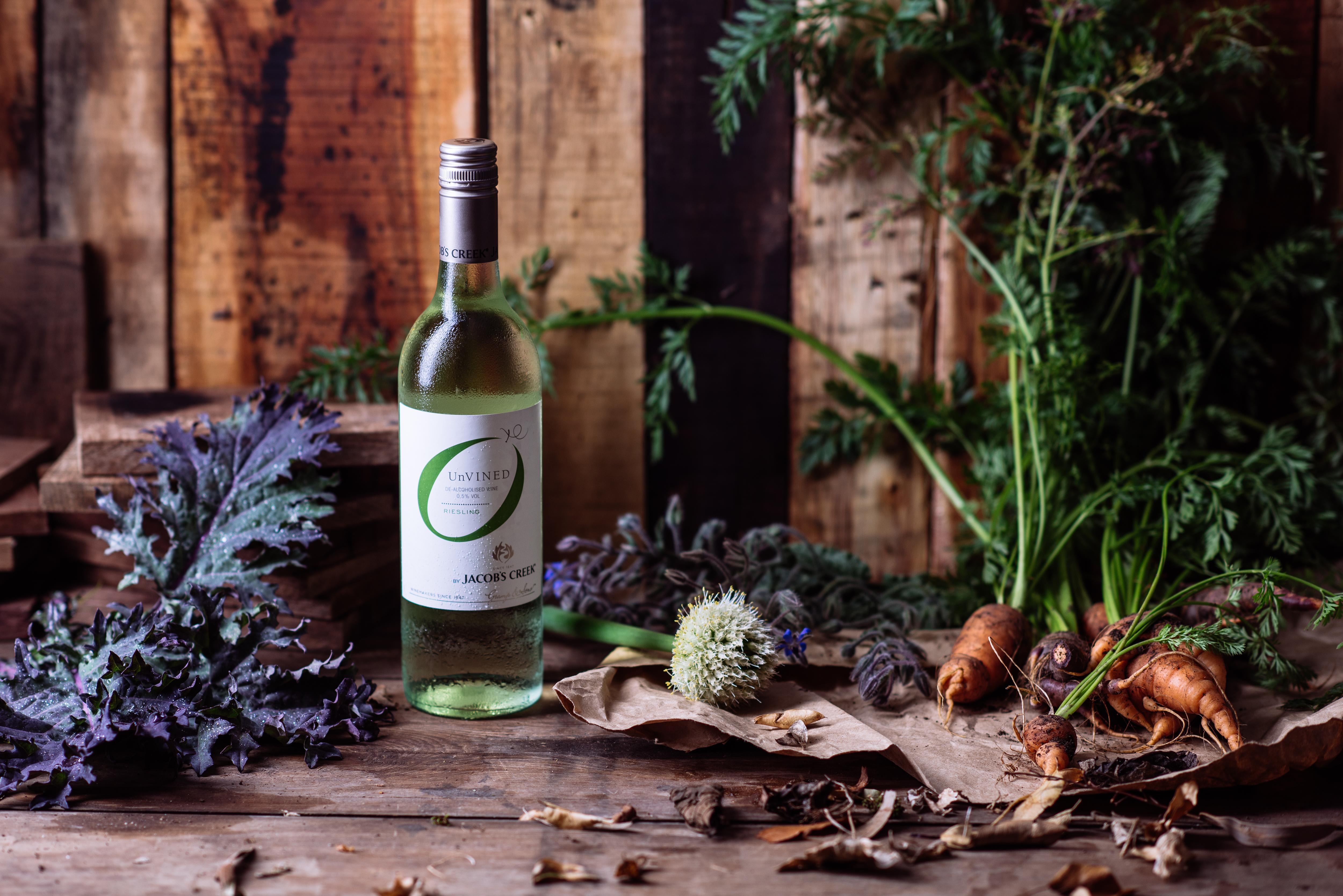 Jacob's Creek UnVINED : un vin sans alcool qui répond à la demande locale