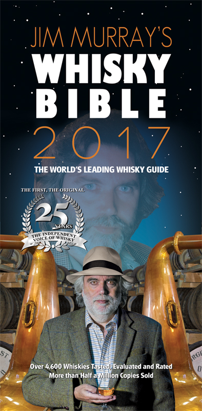 Jim Murray Whisky Bible 2017