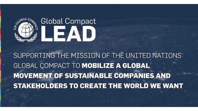 global compact lead
