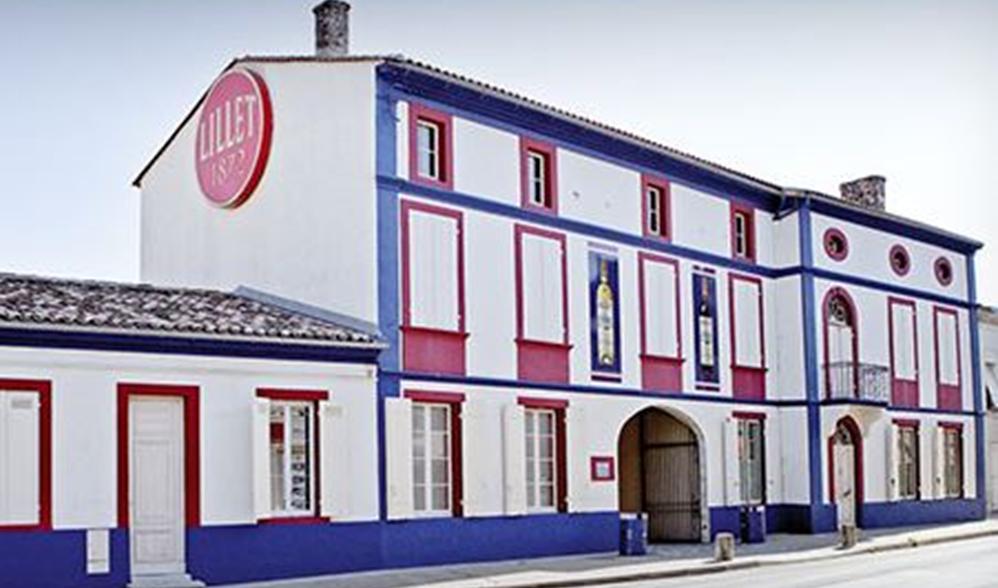 Lillet pernod ricard - Maison des vins de graves podensac ...