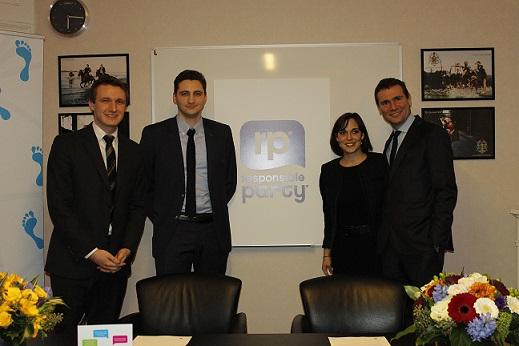 Partenariat avec Erasmus Student Network