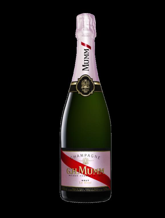 Mumm-Cordon-Rouge-Rose-bottle