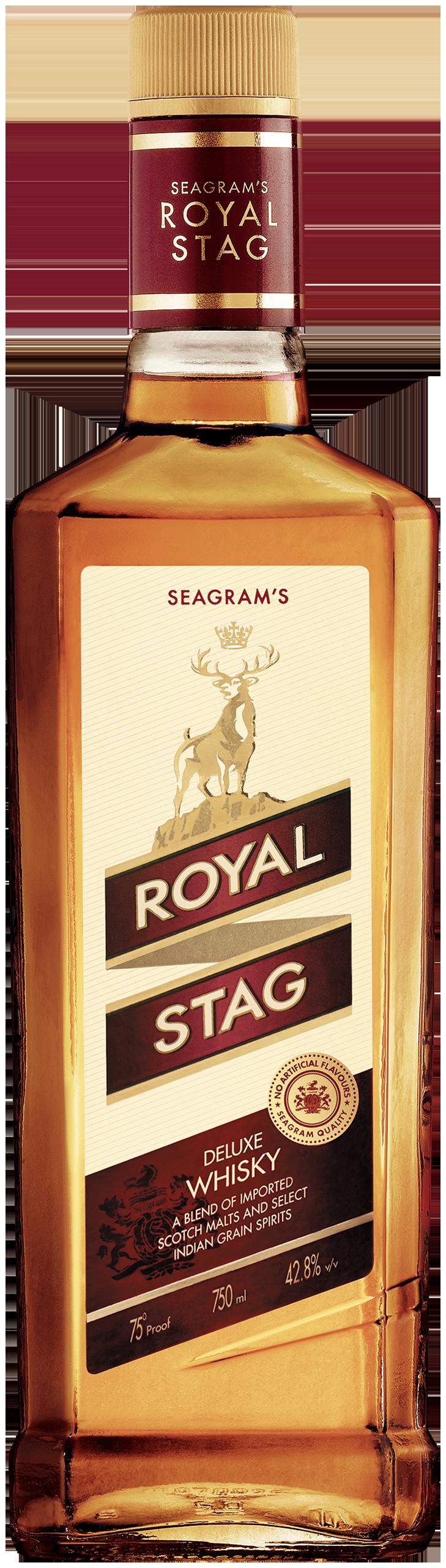 Packshot Royal Stag