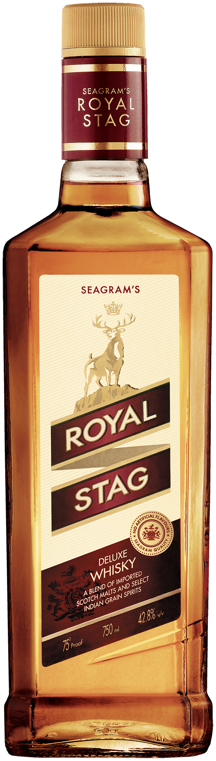 Packshot Royal Stag