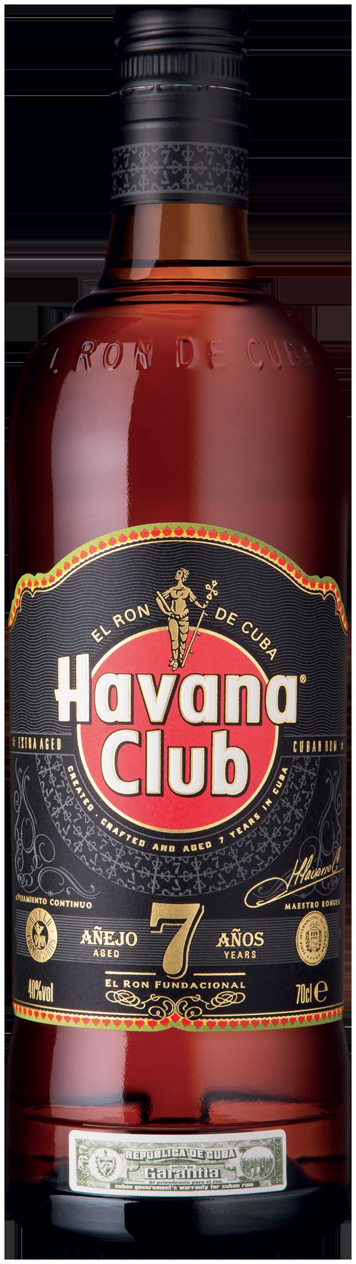 packshot havana club