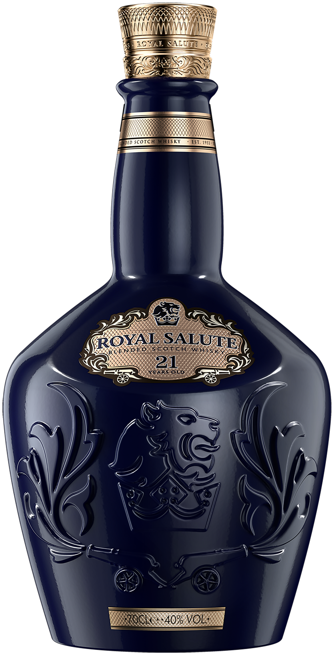 packshot royal salute
