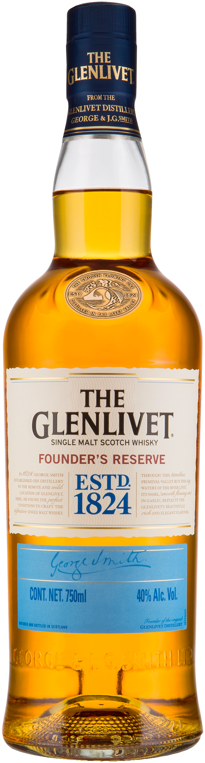 packshot the glenlivet