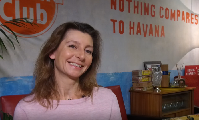 Ludmilla S Brand Director Havana Club