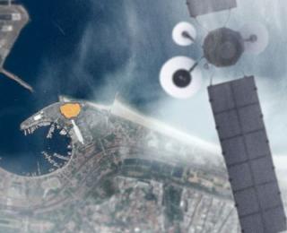 Ballantine's présente INSA's Space GIF-ITI