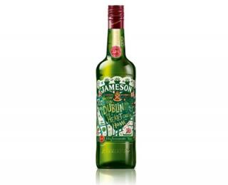 Jameson lance l_edition 2015 des fêtes de la saint-Patrick avec une nouvelle bouteille en edition limitee