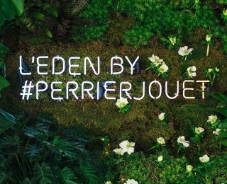 Retour en images sur L'Eden by Perrier-Jouët à Londres