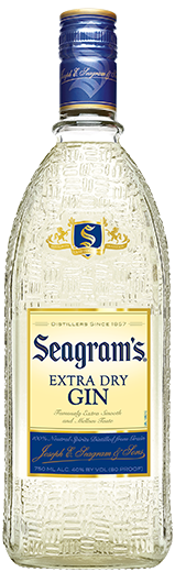 Packshot Seagram's