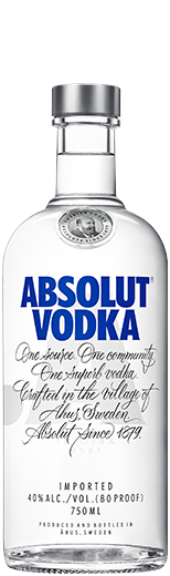 packshot absolut