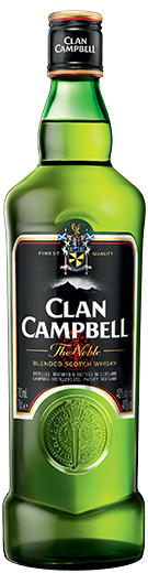 packshot clan campbell