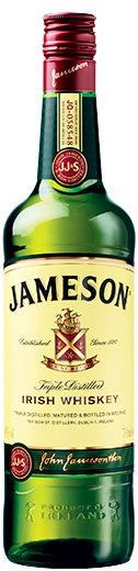 packshot jameson