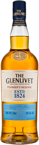 packshot the glenlivet