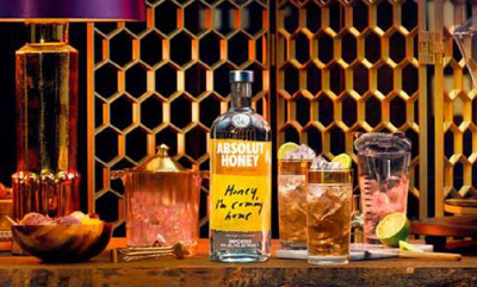 Absolut Honey