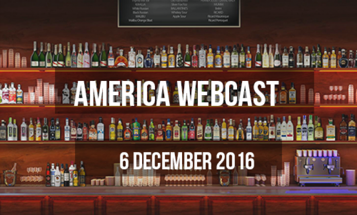 2016 North America Webcast