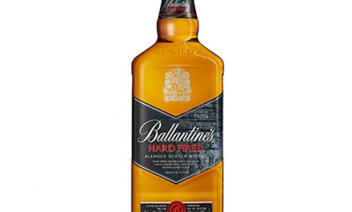 Nouveauté: Ballantine's Hard Fired