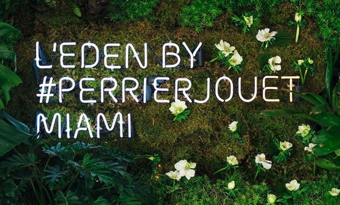 L'Eden by Perrier-Jouët enchants Design Miami/ 2015