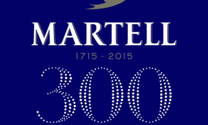 Martell Tricentenaire