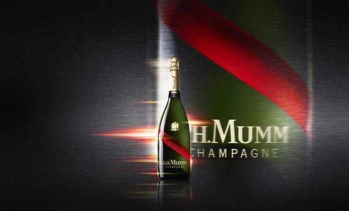La Maison Mumm révèle sa nouvelle cuvée Mumm Grand Cordon