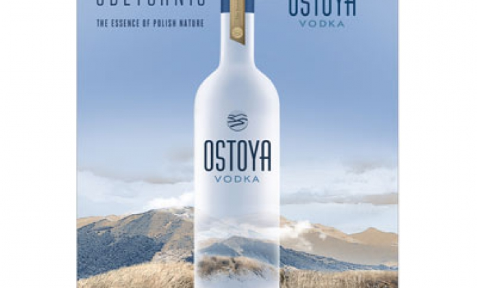 OSTOYA Vodka – Wyborowa Pernod Ricard renforce sa gamme de vodkas polonaises
