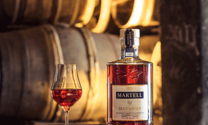 Martell Blue Swift: An unsuspected Taste Experience
