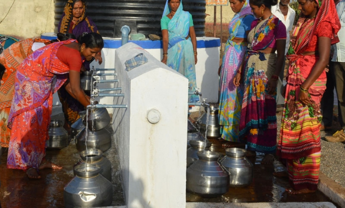 Pernod Ricard India's Water Conservation initiatives