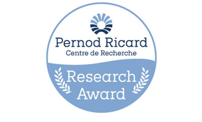 Pernod Ricard lance son prix de recherche