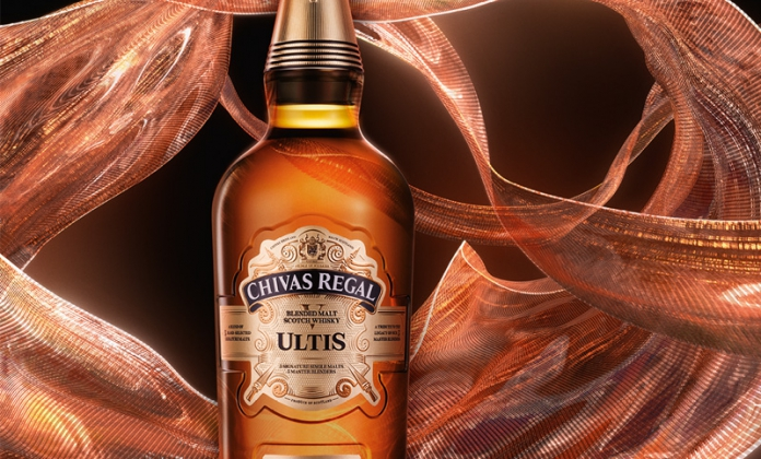 Chivas Regal Ultis - Le premier whisky Écossais blended malt