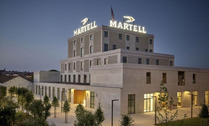 Création de la Fondation d'entreprise Martell