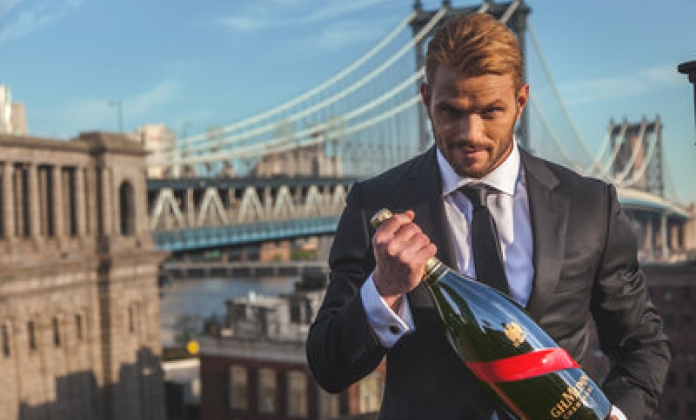 Mumm Grand Cordon arrives in the us