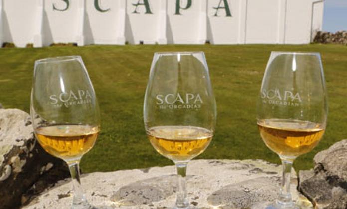 La distillerie Scapa ouvre ses portes au public pour la première fois