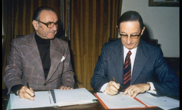 Jean HEMARD et  Paul RICARD