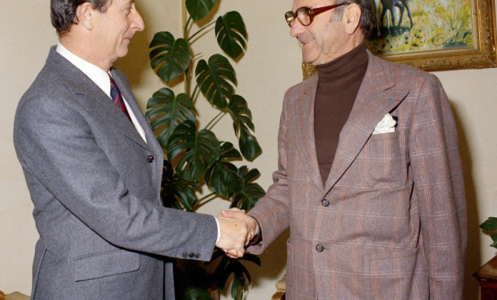 Paul Ricard et Jean Hemard