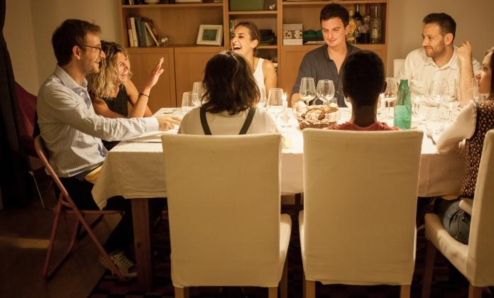Restaurant at home 2014