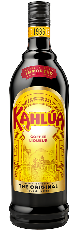Bottle of Khalúa