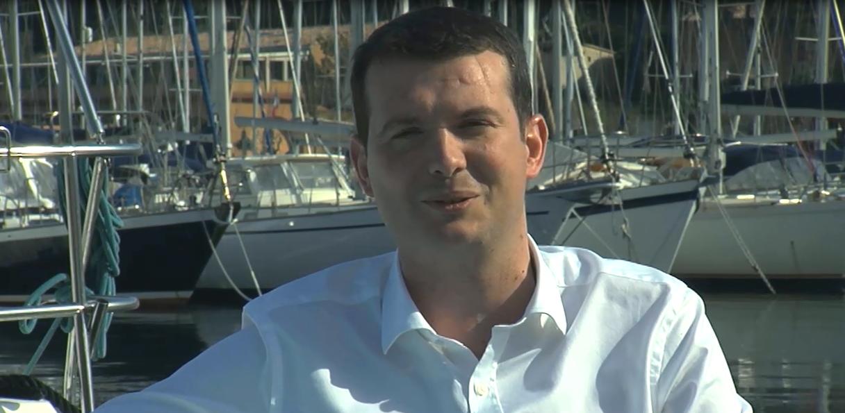 Alexis, Finance Director, Pernod Ricard Polska (English / French)