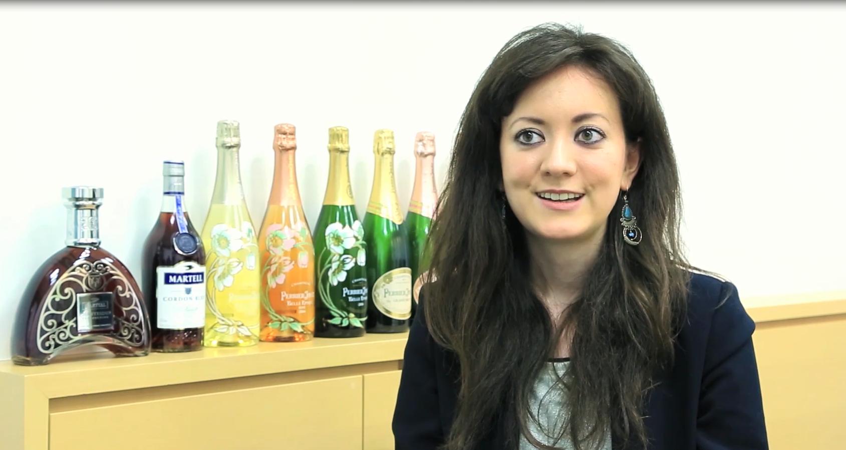 Julia,  Communication & Public Affairs Manager, Pernod Ricard Japan (English)