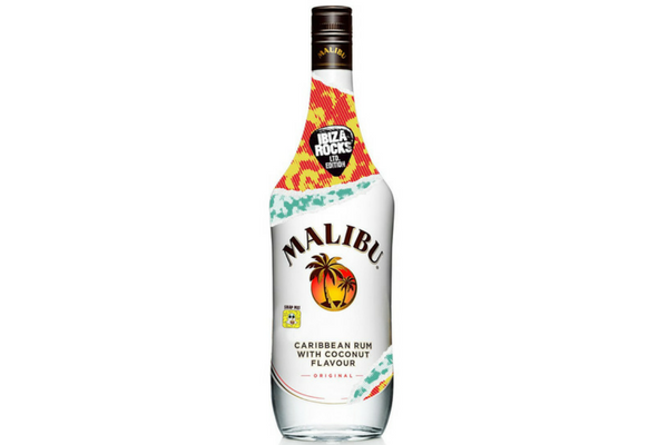 Malibu Connected bottle