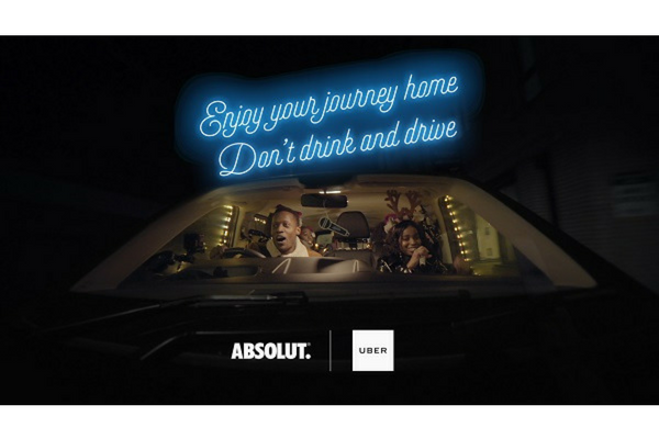 Absolut anti-drink driving campaign