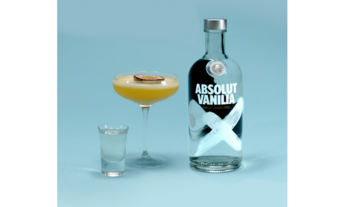Absolut Porn Star Martini