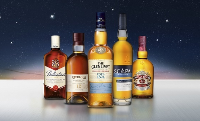 Pernod Ricard Whiskies